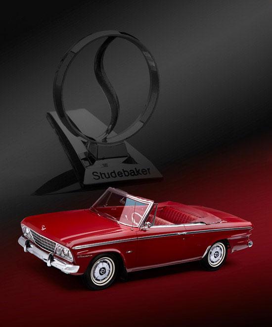 Automobile photography design Studebaker