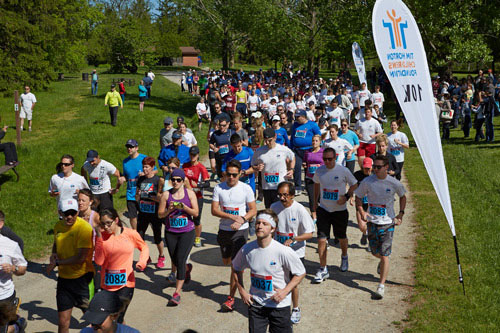 Event Photography Tim Horton Children's Foundation starting line Run/Walk