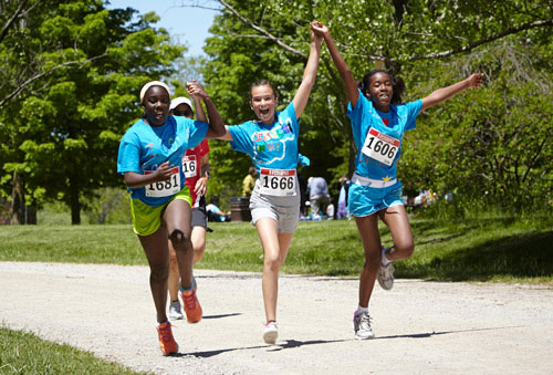 Event Photography celebration at Tim Horton Children's Foundation Run/Walk