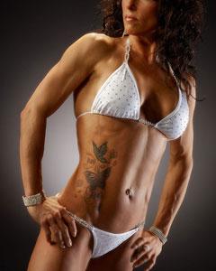 Fitness Model Photography Bikini BP imaging