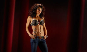 Fitness Portrait Muscular Athlete Photography BP imaging