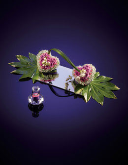 Customized Floral Photography for Annex Publishing pink heart flower