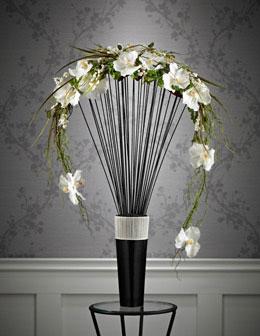Floral Planter Photography for Annex Publishing white flower arrangement in vase Interior Design Arrangement