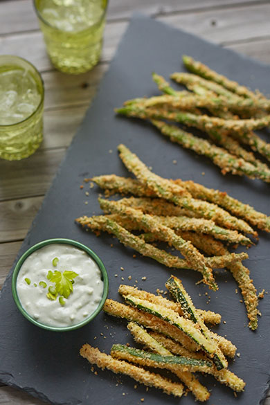 Food Photography Melt Magazine Vegetable Tre Stelle Frites with Castello Blue Cheese Yogurt Dip by BP imaging