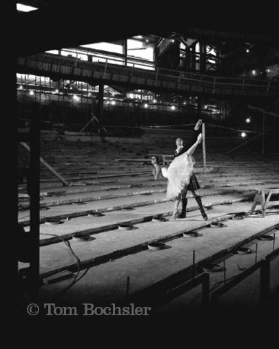 BP imaging Tom Bochsler The Art of Industry The Hamilton Place in 1971