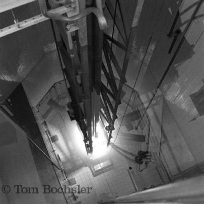 Bochsler Photo Imaging Tom Bochsler cultural photography Nuclear Reactor McMaster University in 1962