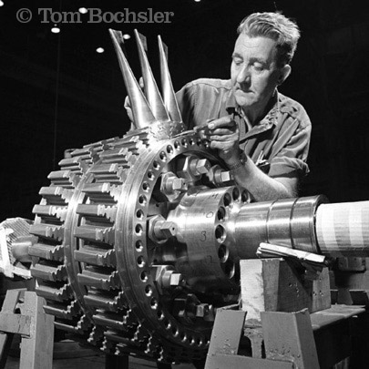 Bochsler Photo Imaging Tom Bochsler historic photography Westinghouse in 1968