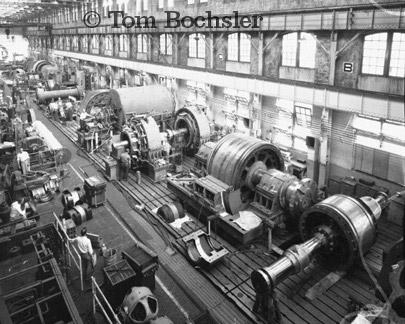 Bochsler Photo Imaging Tom Bochsler history photography Westinghouse in 1962