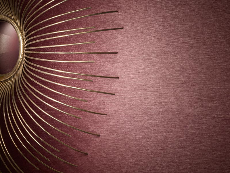 wall covering photography close up with sculpture to emphasize texture and pattern