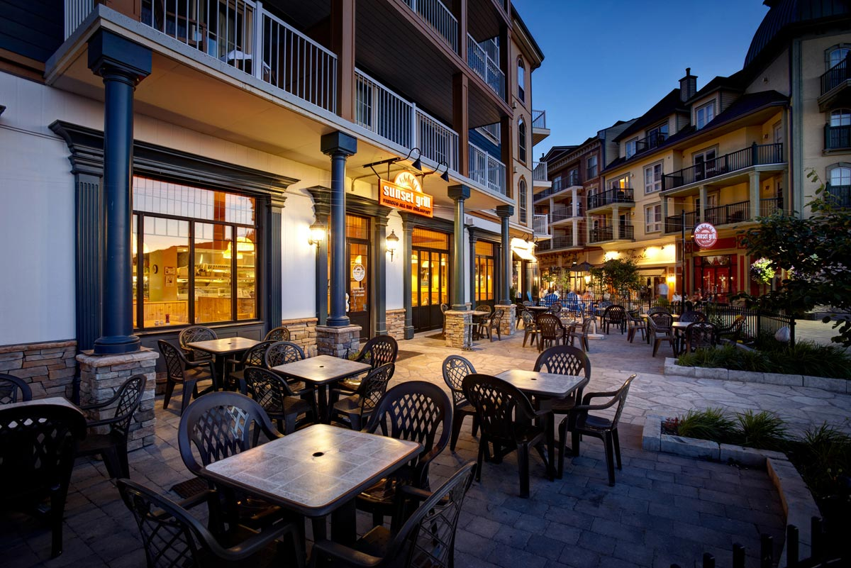 Exterior: Professional Restaurant Photography