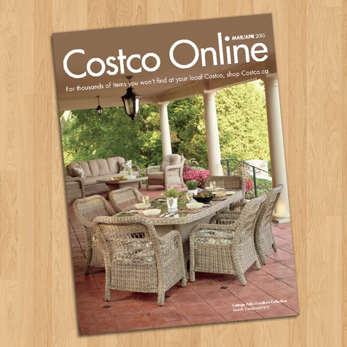 Costco Furnitures: Toronto Furniture Photography