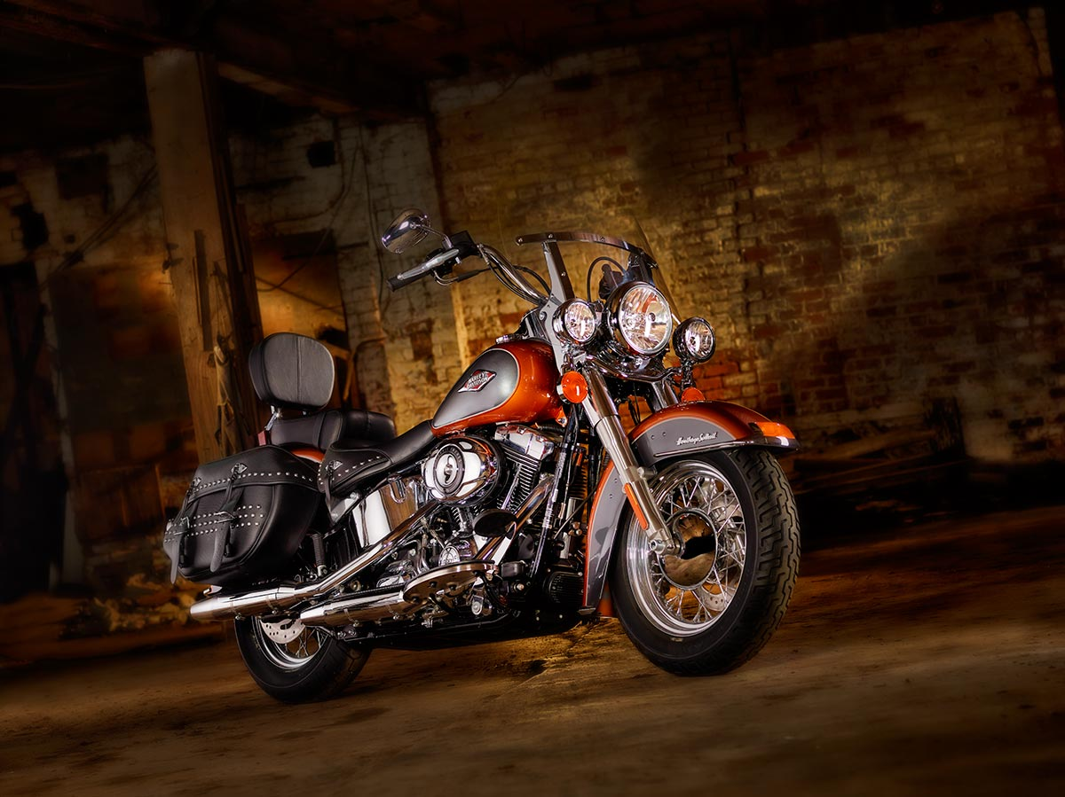Harley Davidson Motorcycles: Car Photography - Motorcycles & Trucks