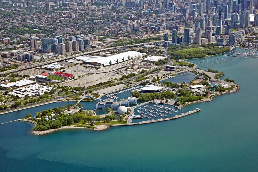Cùng khám phá cảnh đẹp ở Toronto Canada