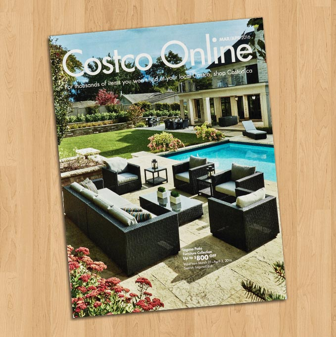 Patio Furniture Photography In Costco Online