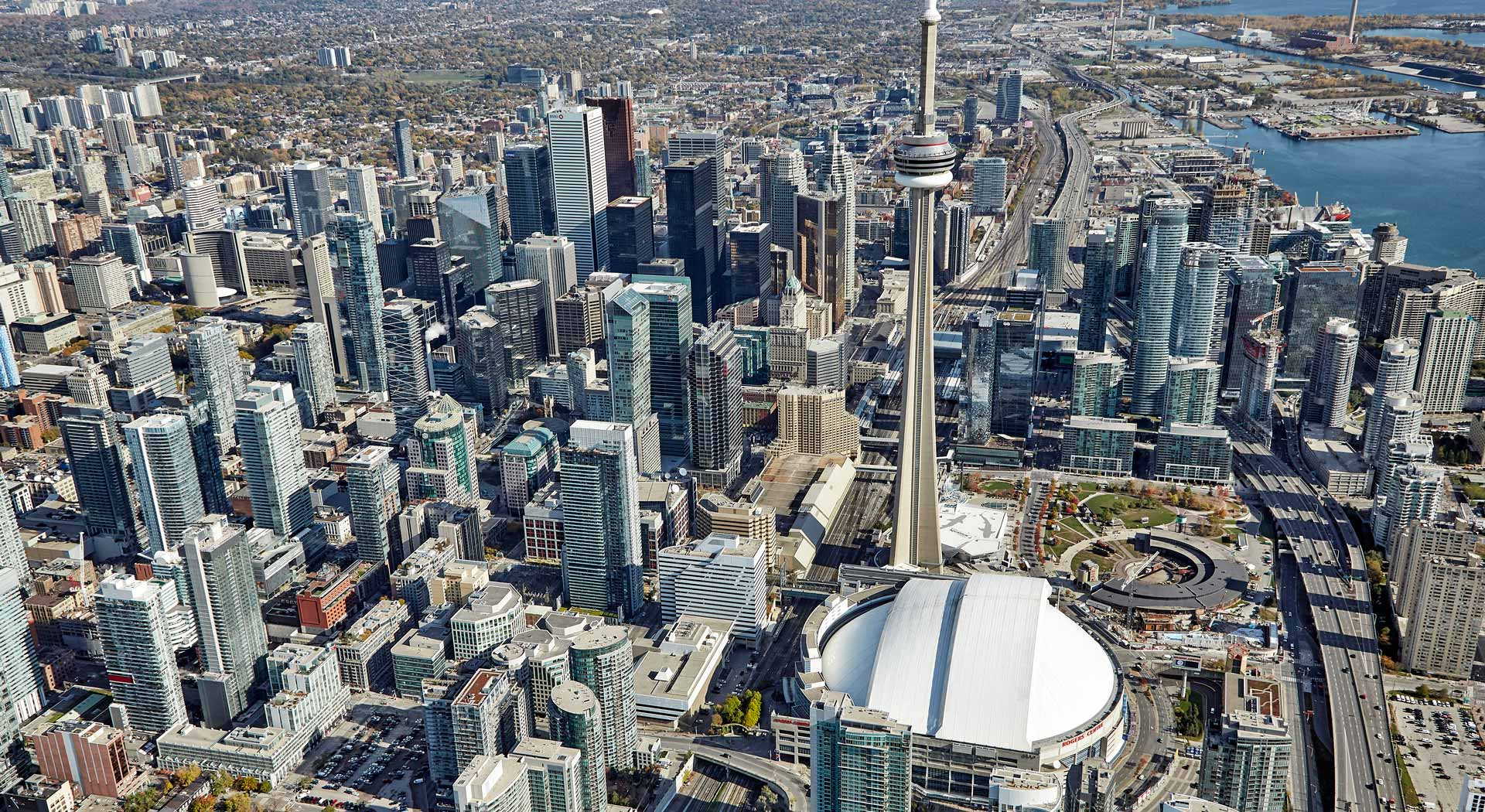 Toronto Aerial Photography