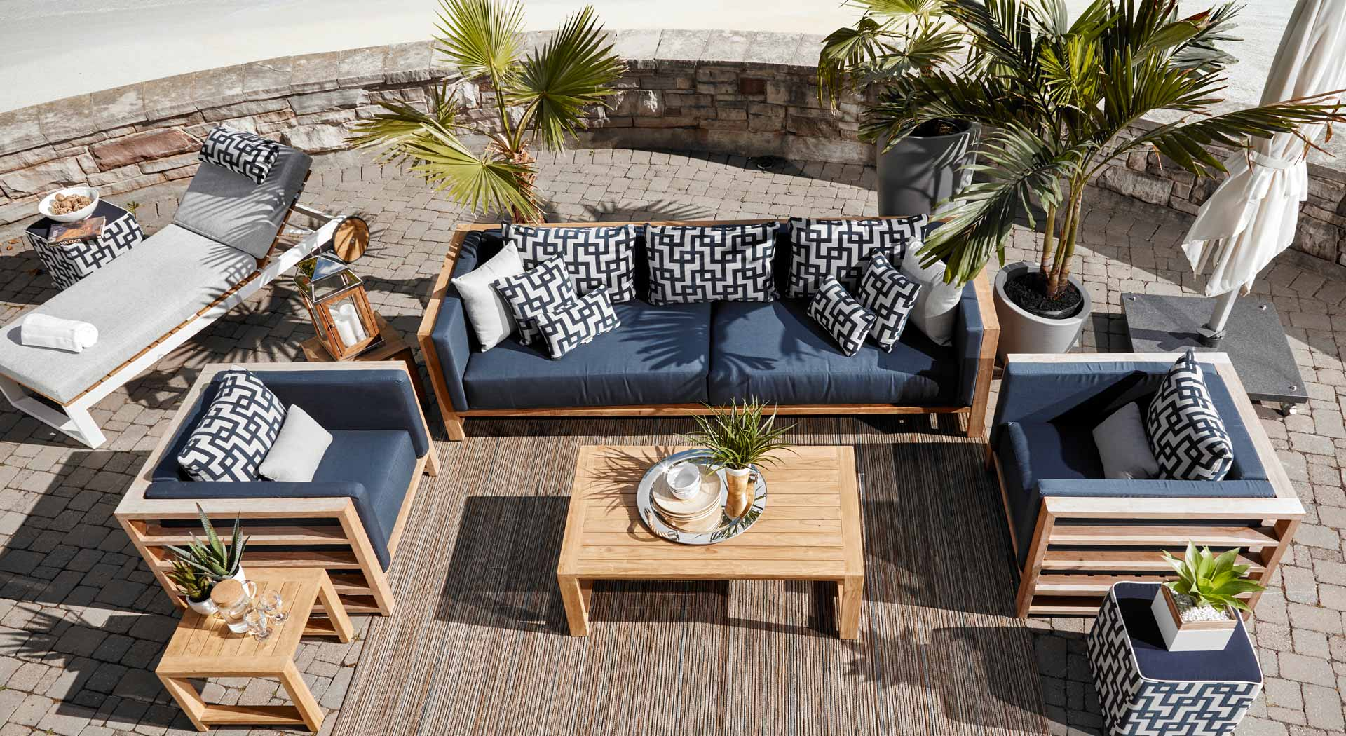 Outdoor Furniture Photography