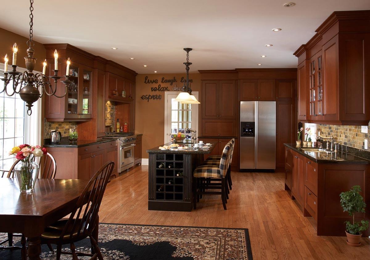 interior architectural photography. Interior Architectural Photography Of Wood Kitchen And Dining Area T
