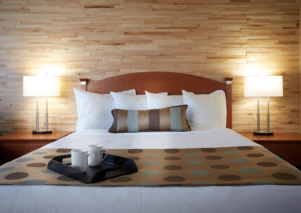Delightful Hotel Bedroom Photography Of Modern Interior Design