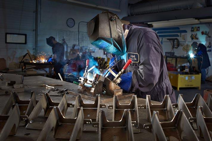 John Majorossy Professional Industrial Photographer