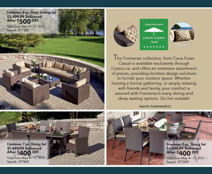 Furniture Photography In Costco Online Magazine Bp Imaging