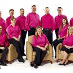 Portrait Photo - Employee Group